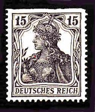 Buy German MNH Scott #100 Catalog Value $1.04