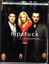 Buy Nip/Tuck - Complete 3rd Season DVD 2006, 6-Disc Set - Very Good