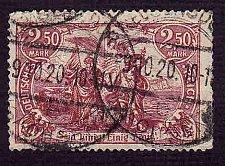 Buy German Used Scott #114 Catalog Value $2.50