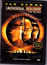 Buy Universal Soldier - The Return DVD 1999 - Like New