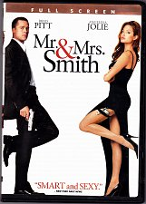 Buy Mr. and Mrs. Smith DVD 2005 - Very Good