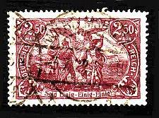 Buy German Used Scott #114b Catalog Value $2.75