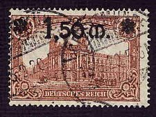 Buy German Used Scott #116 Catalog Value $7.25
