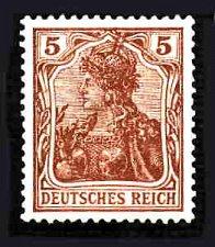 Buy German MNH Scott #118 Catalog Value $.75