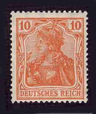 Buy German MNH Scott #119 Catalog Value $.69