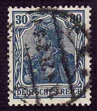 Buy German Used Scott #123 Catalog Value $27.50