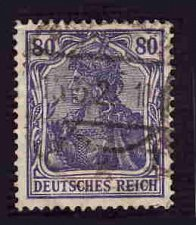 Buy German Used Scott #128 Catalog Value $2.25