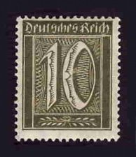 Buy German MNH Scott #138 Catalog Value $.61