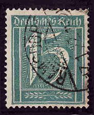 Buy German Used Scott #139 Catalog Value $1.60