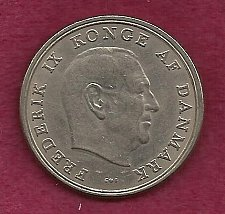 "Buy DENMARK Crown 5 Kroner 1966 Coin - ""Frederik IX"""