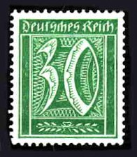 Buy German MNH Scott #141 Catalog Value $.75