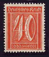 Buy German MNH Scott #142 Catalog Value $.75