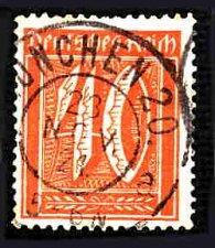 Buy German Used Scott #142 Catalog Value $1.60