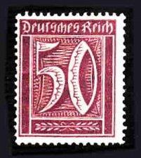 Buy German Hinged Scott #143 Catalog Value $.30