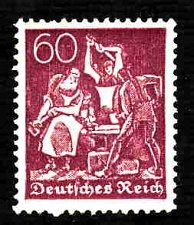 Buy German MNH Scott #144 Catalog Value $.75