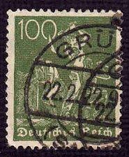 Buy German Used Scott #146 Catalog Value $2.00