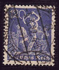 Buy German Used Scott #147 Catalog Value $1.60