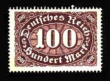 Buy German MNH Scott #156 Catalog Value $.60