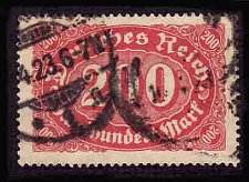 Buy German Used Scott #157 Catalog Value $1.40