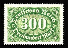 Buy German MNH Scott #158 Catalog Value $.60