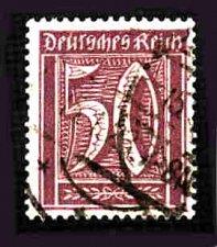 Buy German Used Scott #167 Catalog Value $1.50