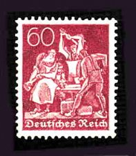 Buy German MNH Scott #168 Catalog Value $.79