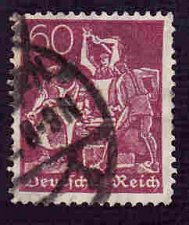 Buy German Used Scott #168 Catalog Value $20.00