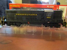Buy eMD GP7 Bachmann PRR Switcher DCC + Sound on Board RTR NIB