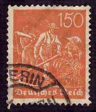 Buy German Used Scott #175 Catalog Value $1.50