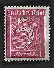 Buy German Hinged ng Scott #161 Catalog Value $.75