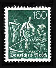 Buy German Hinged Scott #176 Catalog Value $.70