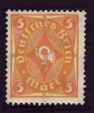 Buy German Hinged Scott #180 Catalog Value $.30