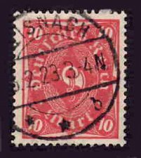 Buy German Used Scott #181 Catalog Value $2.25
