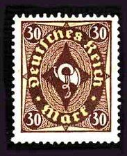 Buy German MNH Scott #183 Catalog Value $.79