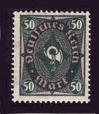 Buy German MNH Scott #184 Catalog Value $.79