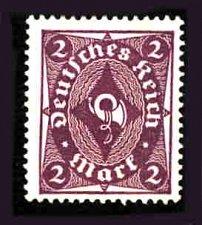 Buy German MNH Scott #185 Catalog Value $.76