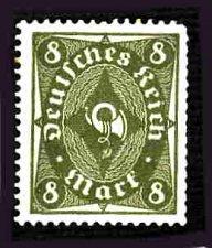 Buy German MNH Scott #190 Catalog Value $.76
