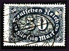 Buy German Used Scott #198 Catalog Value $1.50