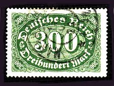 Buy German Used Scott #201 Catalog Value $1.50