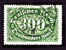Buy German Used Scott #201 Catalog Value $1.35