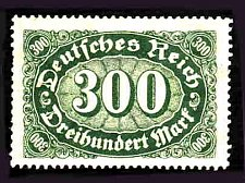 Buy German MNH Scott #201 Catalog Value $.48