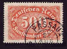 Buy German Used Scott #203 Catalog Value $1.35