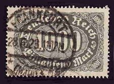 Buy German Used Scott #204 Catalog Value $1.35