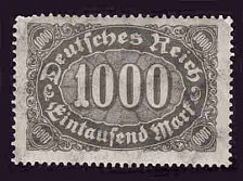 Buy German MNH Scott #204 Catalog Value $.48