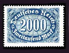 Buy German MNH Scott #205 Catalog Value $.58