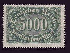Buy German MNH Scott #208 Catalog Value $.58