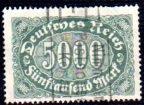 Buy German Used Scott #208 Catalog Value $1.50