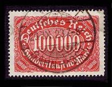 Buy German Used Scott #209 Catalog Value $1.40
