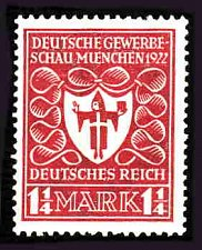 Buy German MNH Scott #212 Catalog Value $.84