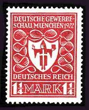 Buy German MNH Scott #212 Catalog Value $.84